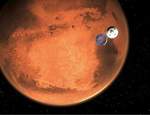 La veillée sur «MARS»
